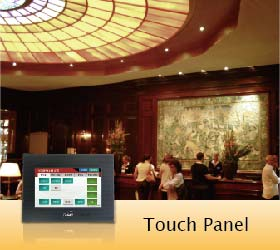 Reception Touch Panel