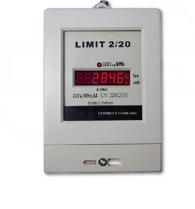 Energy Limiting Meter