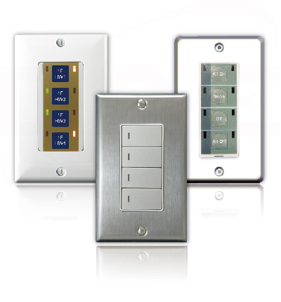 various digital switches