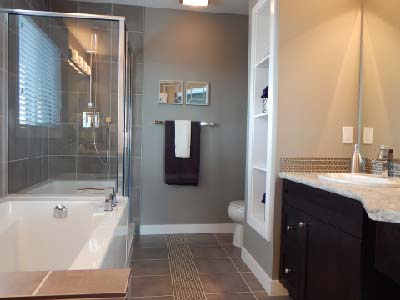 bathroom lights and fan auto off